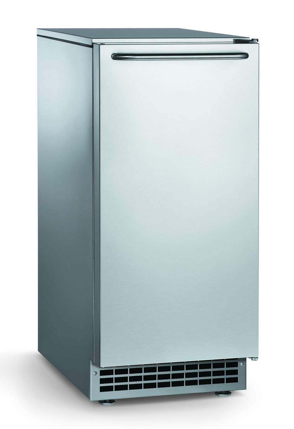 Ice-O-Matic GEMU090 Air Condensing Unit Pearl Self-Contained Ice Machine, Silver