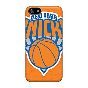 Tpu Case Cover Compatible For Iphone 5/5s/ Hot Case/ New York Knicks