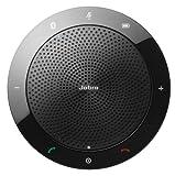 Jabra Speak 510 Wireless Bluetooth Speaker for Softphone and Mobile Phone (U.S. Retail Packaging)