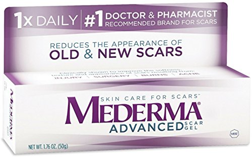 Mederma Advanced Scar Gel 50 G Pack Of 5 Buy Online In Kuwait