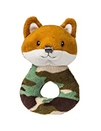 Mary Meyer Little Camo Fox Soft Rattle BOBEBE Online Baby Store From New York to Miami and Los Angeles