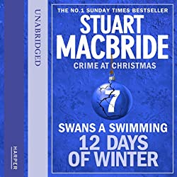 Twelve Days of Winter: Crime at Christmas (7) - Swans-a-Swimming