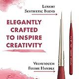Princeton Velvetouch, Series 3950, Paint Brush for