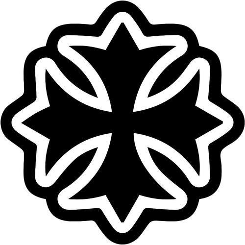 Patonce Cross - 3