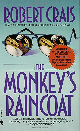 Powell Contemporary Coat Rack (The Monkey's Raincoat  (Elvis Cole))