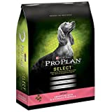 Purina Pro Plan Focus Dry Adult Dog Food, Sensitive Skin and Stomach Formula, 33-Pound Bag