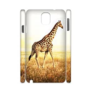 ALICASE Giraffe Customized Cover Case For samsung galaxy note 3 N9000 [Pattern-1]