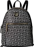 Tommy Hilfiger Women's Geneva Backpack Black/White One Size