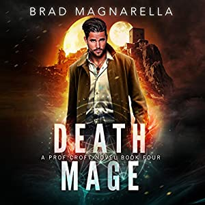 Death Mage Audiobook