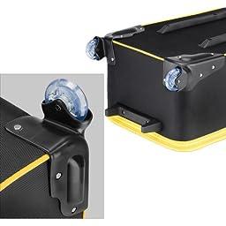 Impact LKB-R2 Light Kit Roller Bag #2 (Medium, Black)