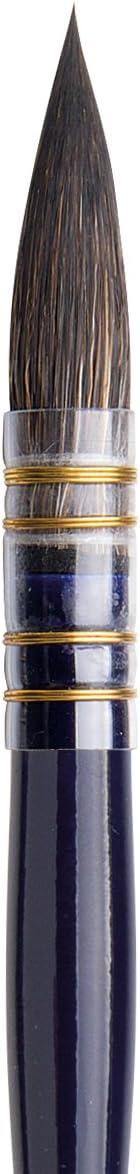 Size 6 da Vinci Series 438 CosmoTop Mix B Quill Paintbrush