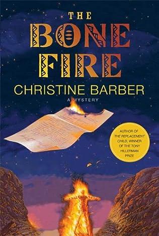 book cover of The Bone Fire
