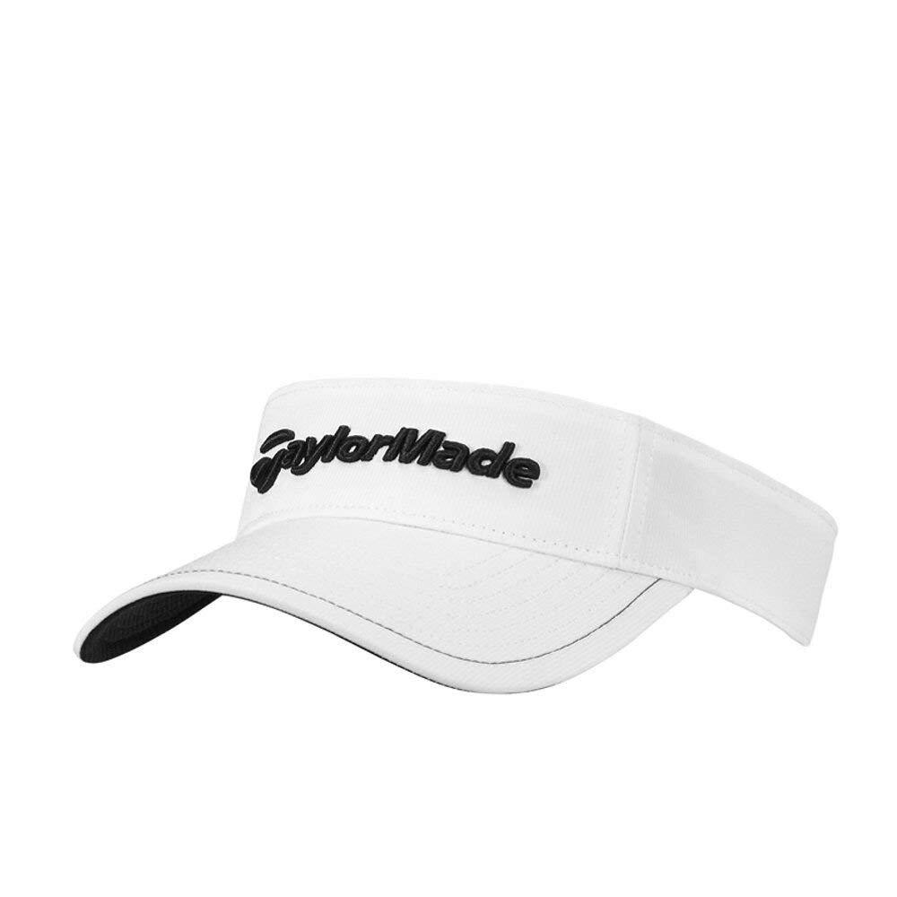 TaylorMade Golf 2018 Women's Women's Radar Visor, White, One Size by TaylorMade