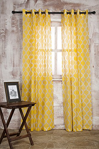 Buy CHANDERI CURTAIN