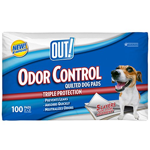 OUT Count Odor Control Quilted