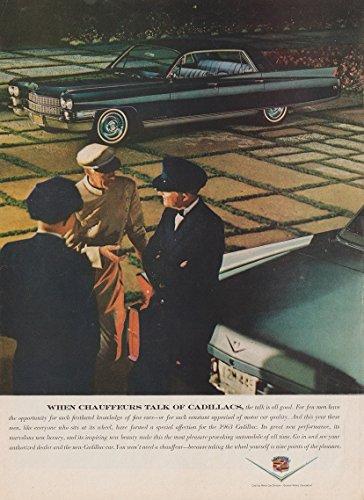 1963 CADILLAC FLEETWOOD SERIES SIXTY SPECIAL 4-Door HARDTOP