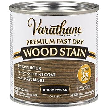 Varathane 307415 Premium Fast Dry Wood Stain 1 2 Pint