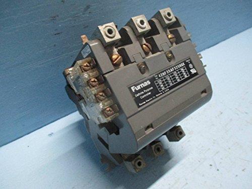 - Furnas 42HF35AF325RGK Definite Purpose Controller 120V Coil 600V 120A Contactor