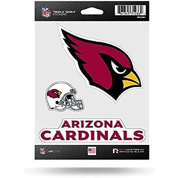 NFL Arizona Cardinals Die Cut 3-...