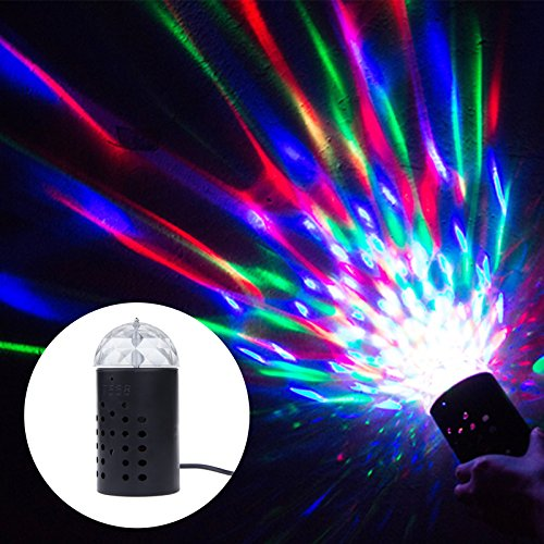 Sunsbell 174 Mini Stage Light Multi Color Christmas Party