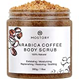 Arabica Coffee Exfoliating Body Scrub - Organic