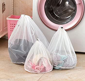 Premium Quality Laundry Bag, Ultra Thick, Extra Durable & Breathable- Perfect For Household Use, College Dorms, Travels (Beam rope)