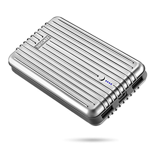 Zendure A5 Portable Phone Charger 16750mAh – Ultra-Durable Power Bank, Pass-Through Charging External Battery Pack for iPhone, iPad, Samsung Galaxy and More, PC Advisor Winner 2014-2018 – Silver