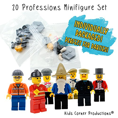 Mini figures you assemble!