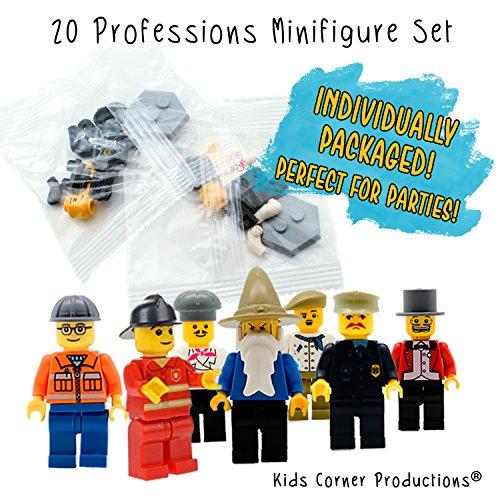 Mini figures you assemble!