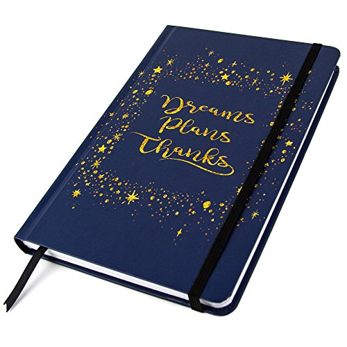Undated Goal Planner & Gratitude Journal - Your Daily Tool to Create The Life You Want, Find Success and Happiness - Undated 1 Year Monthly, Weekly Organizer