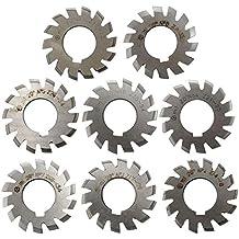TTC 48 D//P x Cutter # 4 14-1//2° PA HSS Involute Gear Cutter