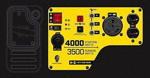 Champion 4000 Watt Rv Ready Dh Series Open Frame Inverter