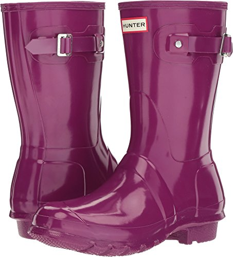 Short Violet Hunter Gloss Women's Boots Rain Original EqwB6qR