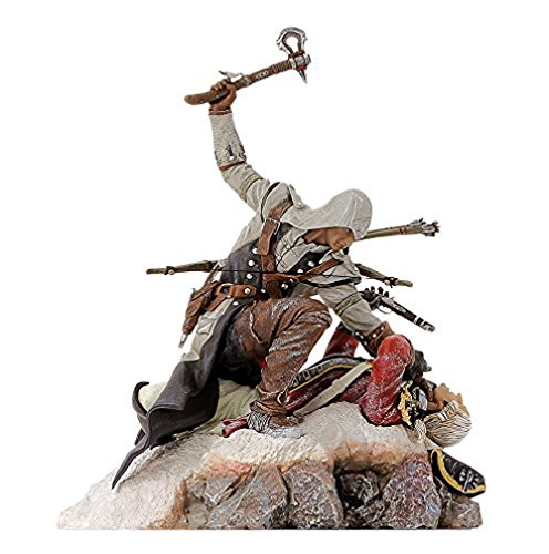 Assassin's Creed III PVC Statue Connor The Last Breath 28 cm Ubisoft UBICollectibles