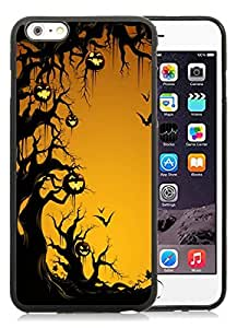 Popular Design iPhone 6 Plus Case,Halloween Black iPhone 6 Plus 5.5 TPU Case 12