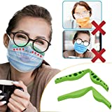 SHOWLOUE 5PCS Fog Free Accessory for Face Covers
