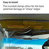 MONOJOY Car Sun Visor Extender Anti Glare Blocker