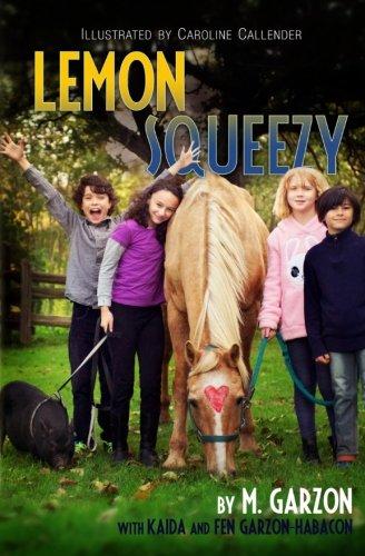Lemon Squeezy (Awesome Possum Pony Club) (Volume 2)