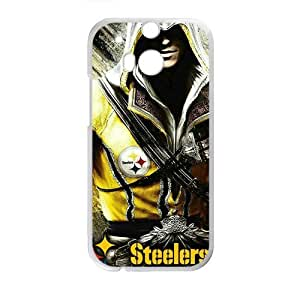 Steelers Bestselling Hot Seller High Quality Case Cove Hard Case For HTC M8