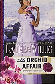 Book The Orchid Affair: A Pink Carnation Novel