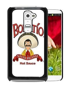 Hot Sale LG G2 Case, Bob's Burgers 2 Black LG G2 Cover Unique And High Quality Designed Phone Case