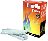 MEECO'S RED DEVIL 88310 ColorGlo Flame Sticks