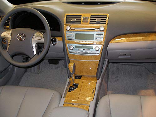 - TOYOTA CAMRY INTERIOR WOOD DASH TRIM KIT SET 2010 2011
