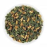 Mahalo Tea Organic Genmaicha Green Tea - Loose Leaf Tea - 2oz