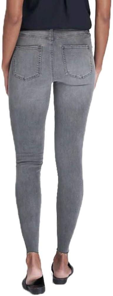 Spanx Distressed Skinny Jean Leggins Capa de Base Inferior para Mujer