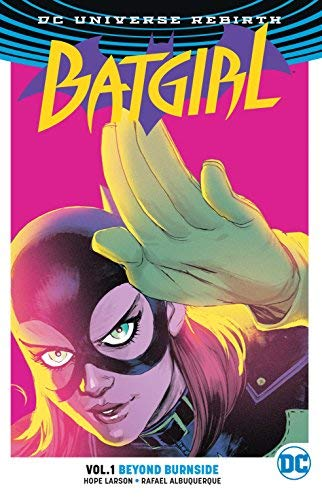 Batgirl Vol. 1: Beyond Burnside (Rebirth) -