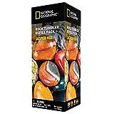 National Geographic Rough Jasper Refill Kit for Rock Tumbler