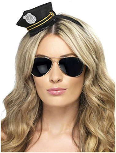 Jacobson Hat Company Mini POLICE Hat Headband