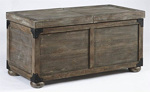 Ashley T500-720 Rustic Accents Storage Cocktail