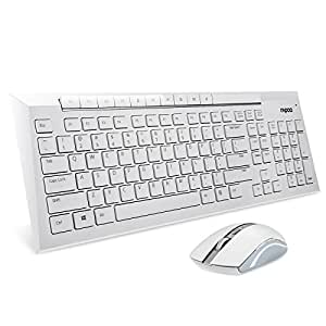 auawak rapoo 8200p 5g multimedia programmable wireless keyboard and mouse combo for. Black Bedroom Furniture Sets. Home Design Ideas